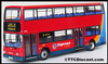 NORTHCORD UKBUS1003 Dennis Trident Alexander ALX400 - Stagecoach East London - Route 15 * PRE OWNED *